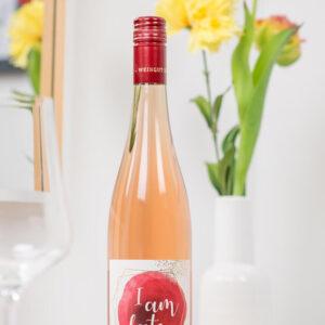 2019 I AM LATE - Spätburgunder Rosé trocken